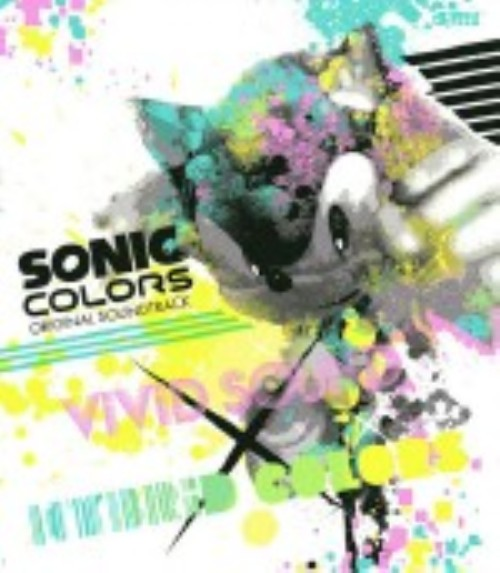 【中古】SONIC COLORS ORIGINAL SOUNDTRACK ViViD SOUND×HYBRiD COLORS/ゲームミュージック