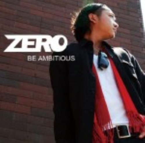 【中古】BE AMBITIOUS/ZERO