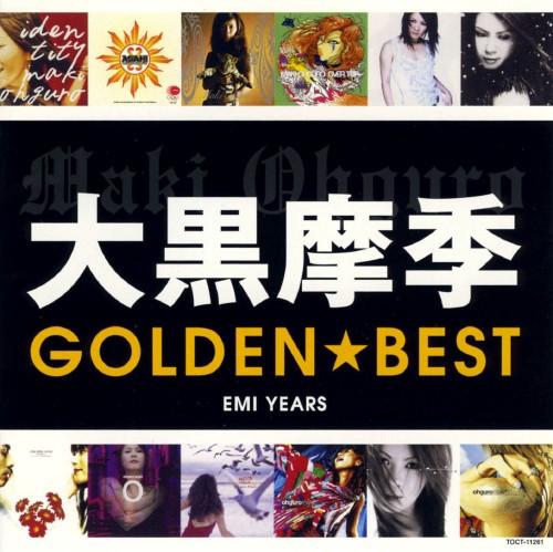 【中古】ゴールデン☆ベスト EMI YEARS/大黒摩季