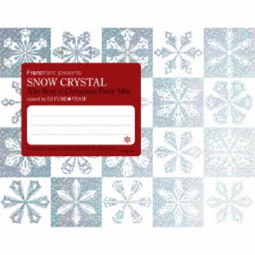 【中古】Francfranc presents SNOW CRYSTAL−The Best of Christmas Party Mix−/オムニバス