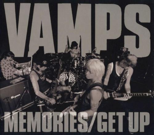 【中古】MEMORIES(DVD付)/VAMPS