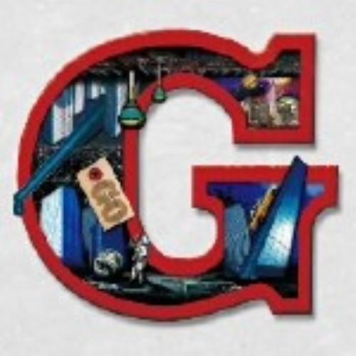【中古】GO(初回受注限定生産盤)(DVD付)/ギルガメッシュ
