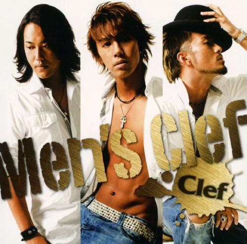 【中古】Men's Clef(DVD付)/Clef