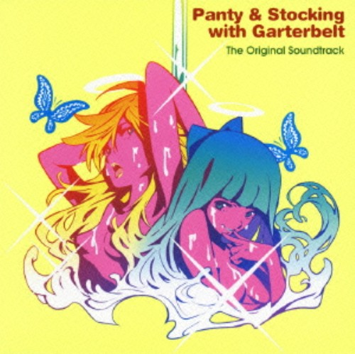 【中古】Panty&Stocking with Garterbelt The Original Soundtrack/TCY FORCE produced by ☆ Taku Takahashi