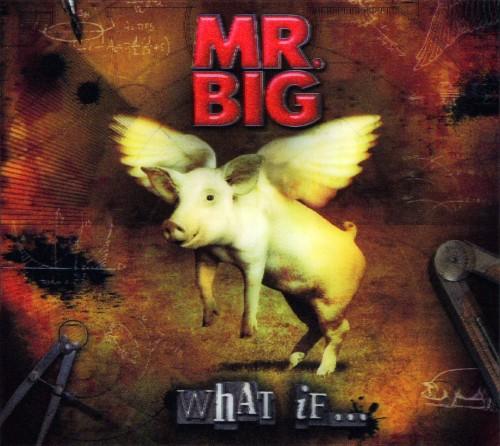 【中古】ホワット・イフ・・・(初回限定盤)(DVD付)/MR.BIG