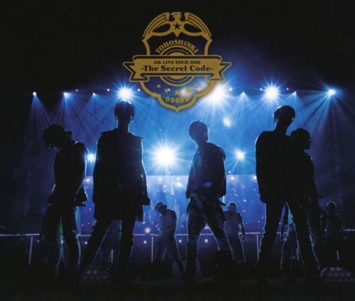 【中古】TOHOSHINKI LIVE CD COLLECTION 〜The Secret Code〜 FINAL in TOKYO DOME/東方神起