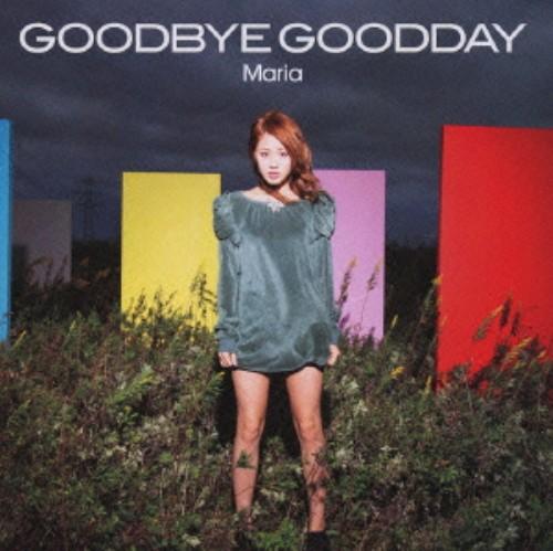【中古】Good bye Good day(初回限定盤)(DVD付)/マリア