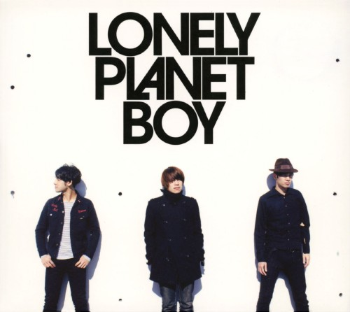 【中古】LONELY PLANET BOY/sister jet