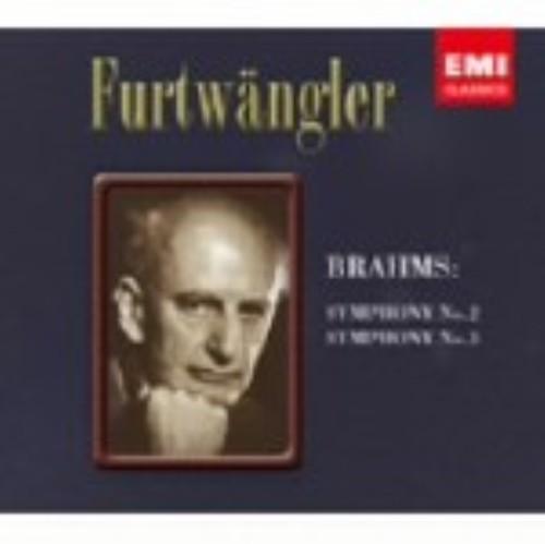【中古】ブラームス:交響曲第2番&第3番(初回生産限定盤)/フルトヴェングラー