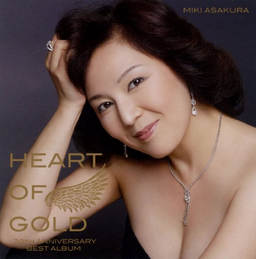 【中古】Heart Of Gold−30th Anniversary Best Album−/麻倉未稀