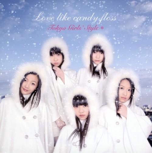 【中古】Love like candy floss/東京女子流