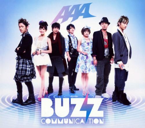 【中古】Buzz Communication(初回限定盤)(CD+2DVD)/AAA