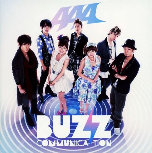 【中古】Buzz Communication(DVD付)/AAA