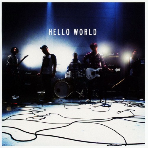 【中古】Hello World(DVD付)/BACK−ON