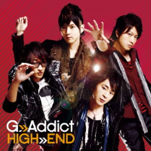 【中古】HIGH−END/G.Addict