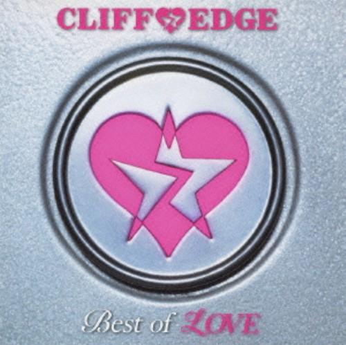 【中古】Best of LOVE(初回限定盤)(DVD付)/CLIFF EDGE