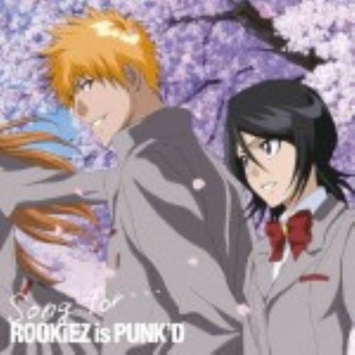 【中古】Song for...(期間生産限定盤)/ROOKiEZ is PUNK'D