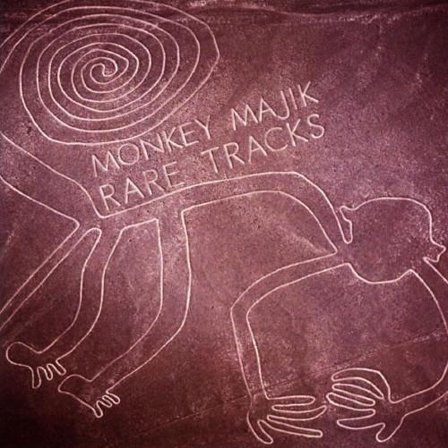【中古】RARE TRACKS(DVD付)/MONKEY MAJIK