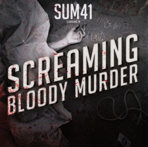【中古】スクリーミング・ブラッディ・マーダー/SUM41