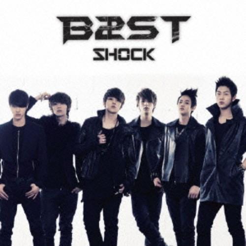 【中古】SHOCK(初回限定盤C)(DVD付)/BEAST
