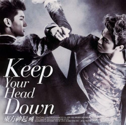 【中古】ウェ(Keep Your Head Down)日本ライセンス盤(DVD付)/東方神起