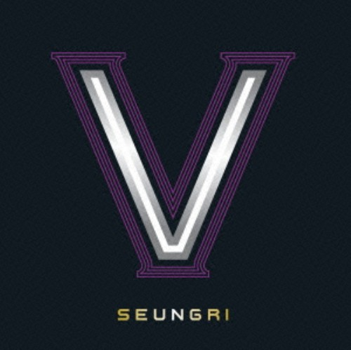 【中古】V.V.I.P Japan Edition(DVD付)/SEUNGRI