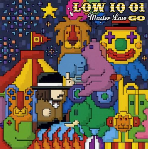 【中古】MASTER LOW GO/LOW IQ 01