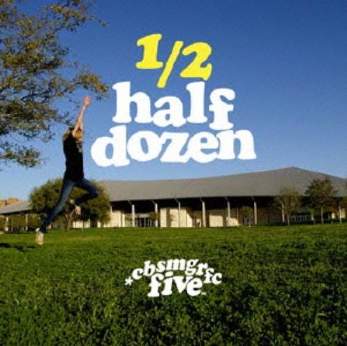 【中古】HALF DOZEN/CUBISMO GRAFICO FIVE