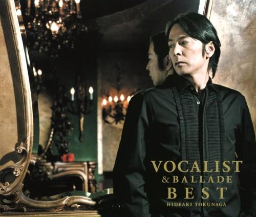 【中古】VOCALIST&BALLADE BEST(初回限定盤B)(DVD付)/徳永英明