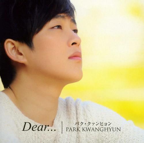 【中古】Dear...(DVD付)/パク・クァンヒョン
