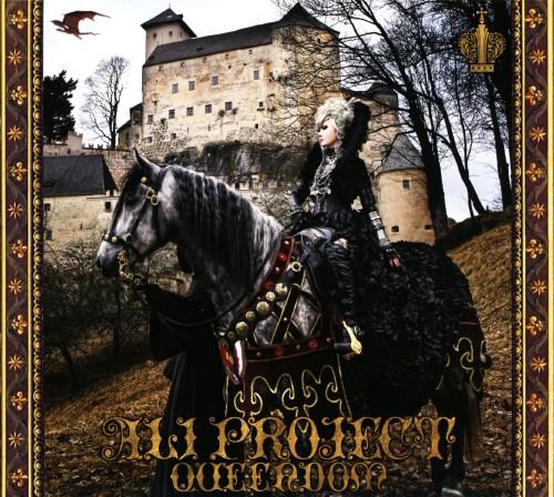 【中古】QUEENDOM(初回限定盤)(DVD付)/ALI PROJECT