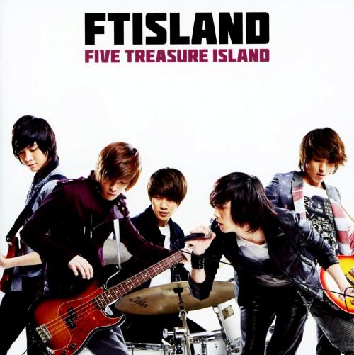 【中古】FIVE TREASURE ISLAND(初回限定盤B)(DVD付)/FTISLAND