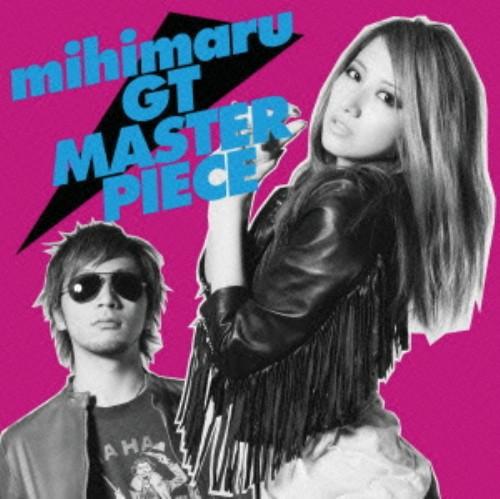 【中古】マスターピース(初回限定盤A)(DVD付)/mihimaru GT