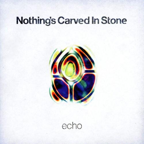 【中古】echo/Nothing's Carved In Stone