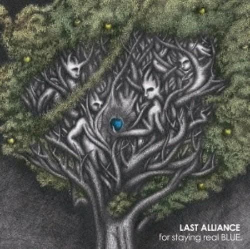 【中古】for staying real BLUE.(初回限定盤)(DVD付)/LAST ALLIANCE