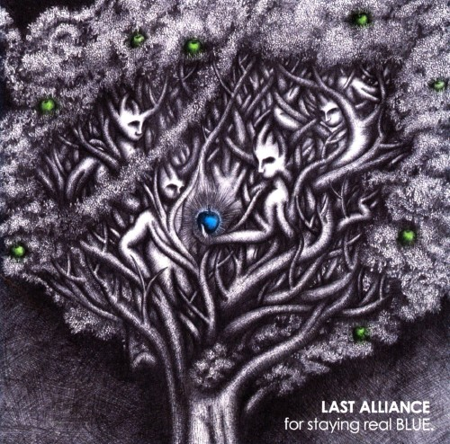 【中古】for staying real BLUE./LAST ALLIANCE