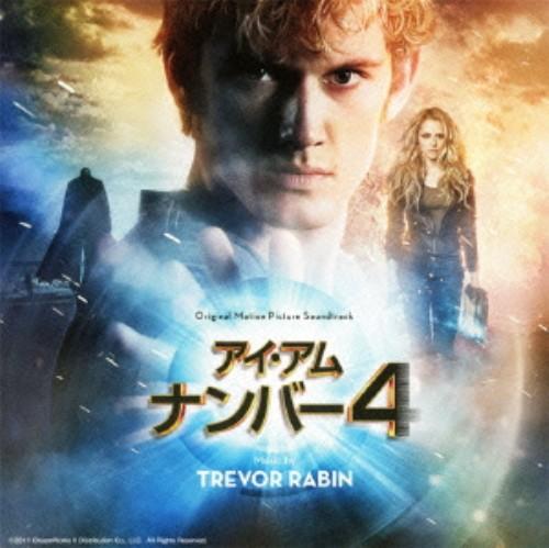 【中古】オリジナル・サウンドトラック アイ・アム・ナンバー4/サントラ