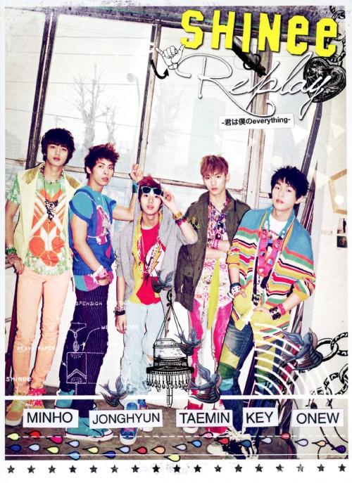 【中古】Replay−君は僕のeverything−(DVD付)/SHINee