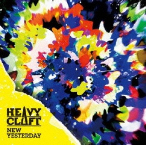 【中古】New Yesterday/HEAVY CLAFT