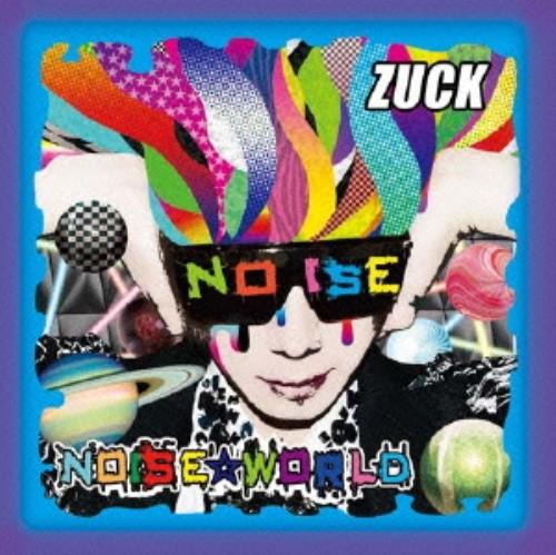 【中古】NOISE☆WORLD(初回限定盤)(DVD付)/ZUCK