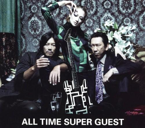 【中古】ALL TIME SUPER GUEST(初回限定盤)(DVD付)/HOTEI with FELLOWS