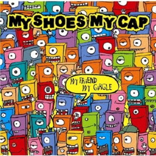 【中古】MY FRiEND MY CiRCLE/MY SHOES MY CAP