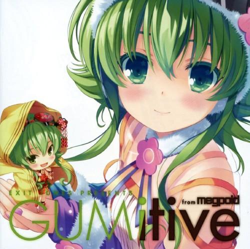 【中古】EXIT TUNES PRESENTS GUMitive from Megpoid(Vocaloid)ジャケットイラスト:小原トメ太(QP:flapper)/オムニバス