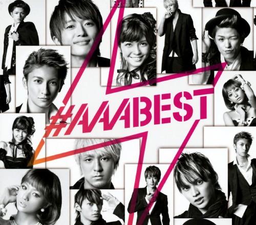 【中古】#AAABEST(初回生産限定盤)(CD+2DVD)/AAA