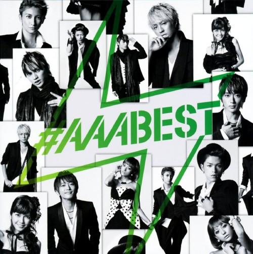 【中古】#AAABEST(DVD付)/AAA