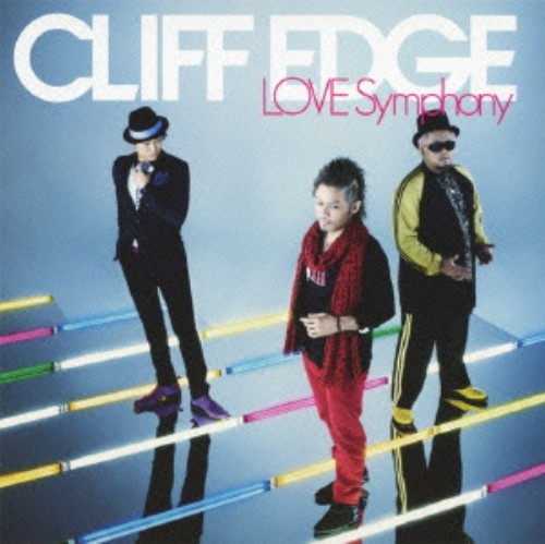 【中古】LOVE Symphony(初回限定盤)(DVD付)/CLIFF EDGE