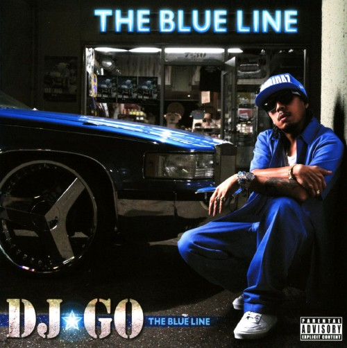 【中古】THE BLUE LINE/DJ☆GO