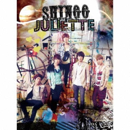 【中古】JULIETTE(初回生産限定盤A)(DVD付)/SHINee