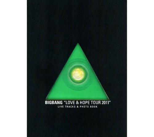 【中古】BIGBANG LOVE&HOPE TOUR 2011 LIVE TRACKS&PHOTO BOOK(初回生産限定盤)(写真集付)/BIGBANG