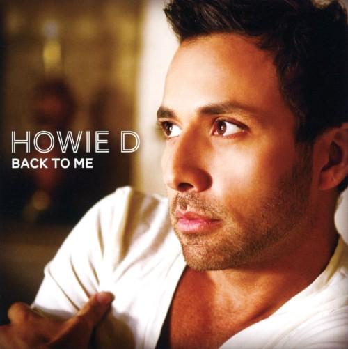 【中古】BACK TO ME(DVD付)/HOWIE D